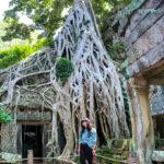 Jessica Ayre in Cambodia