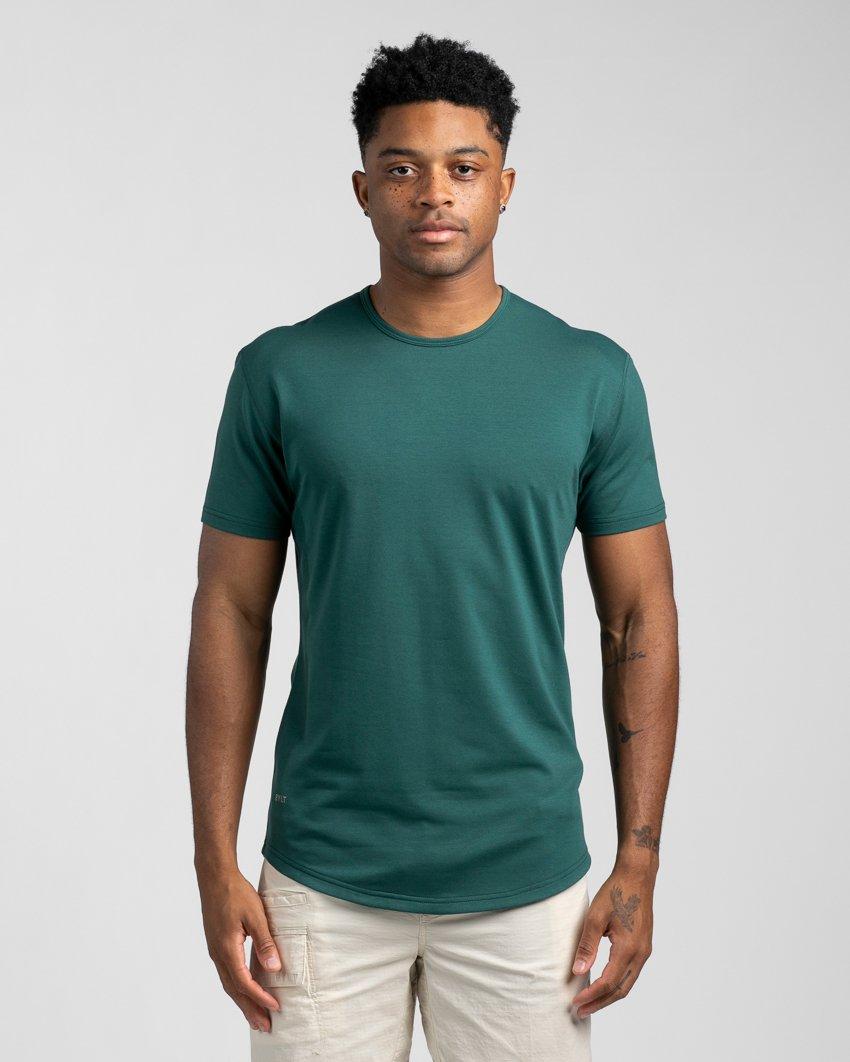 Drop-Cut Shirt - From Bylt Basics